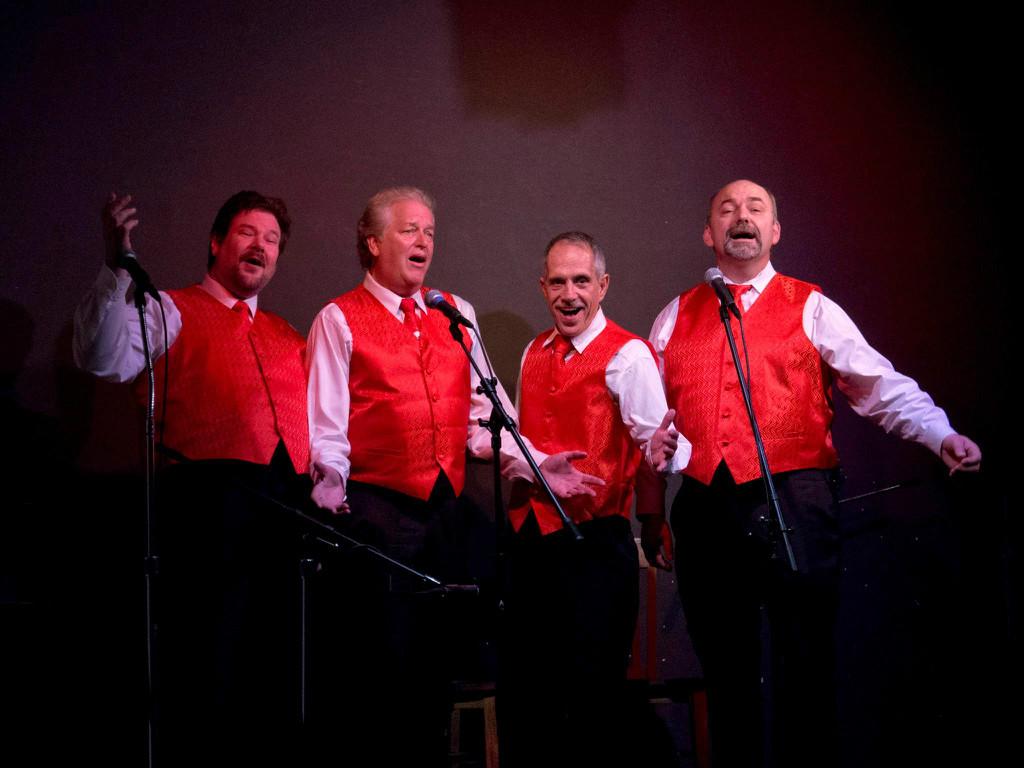 The Overland Avenue Quartet